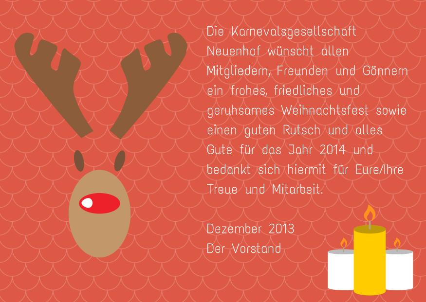 kg weihnachtskarte 2014