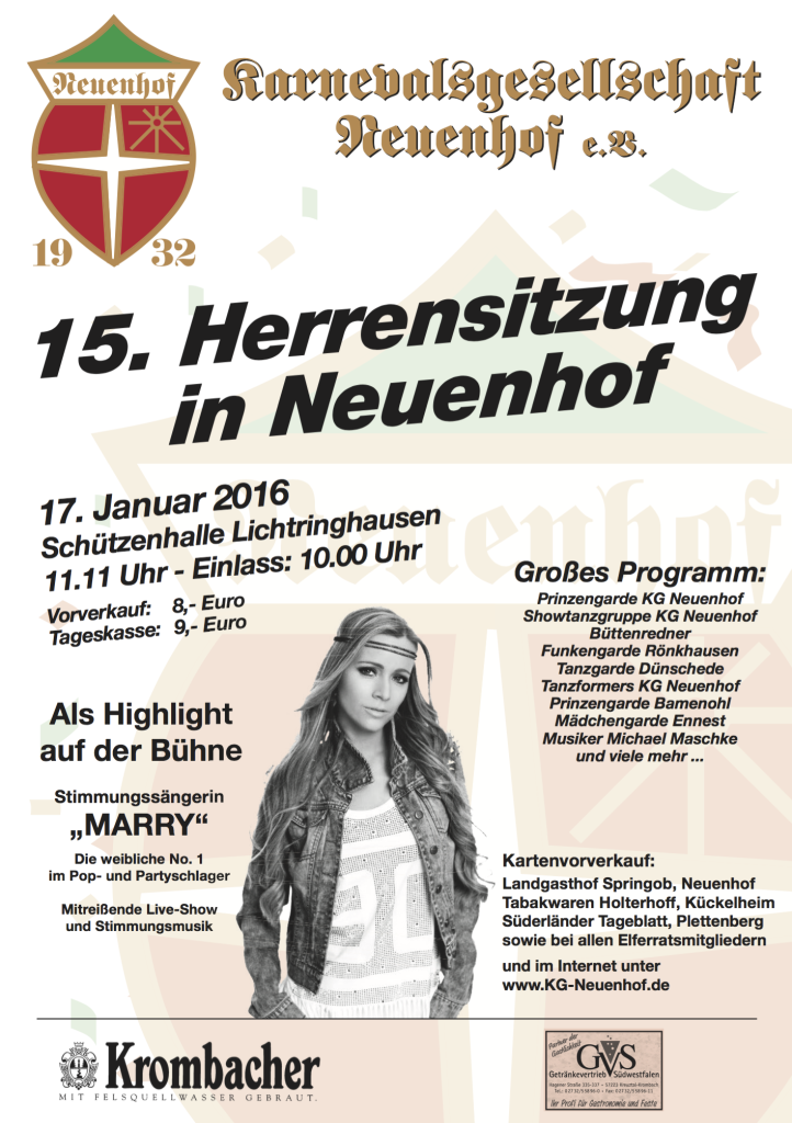 KG_Neuenhof_Herrensitzung_2015